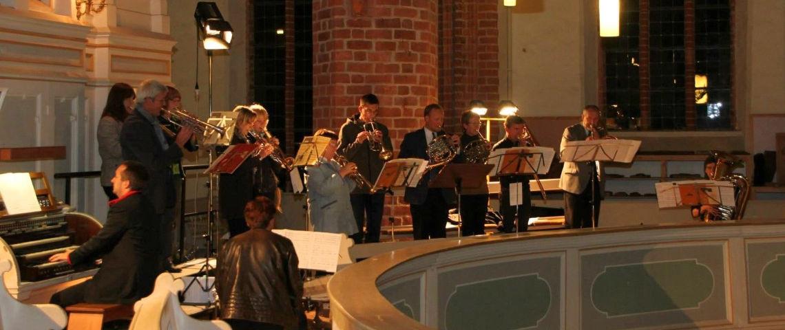 Die 1. Kyritzer Reubke-Orgel-Nacht 2013