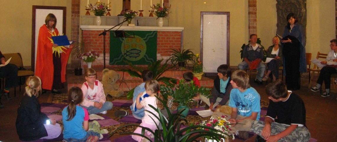 Familiengottesdienst 2008
