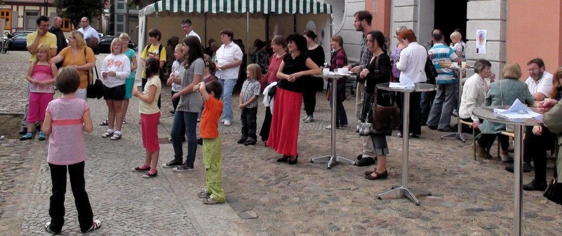 Gemeindefest der Kirchengemeinde Kyritz 2010